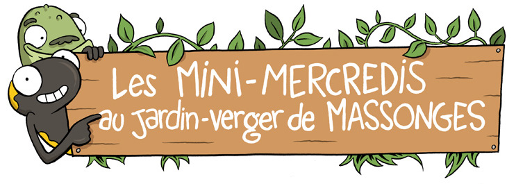 Les Mini-Mercredis de Massonges !