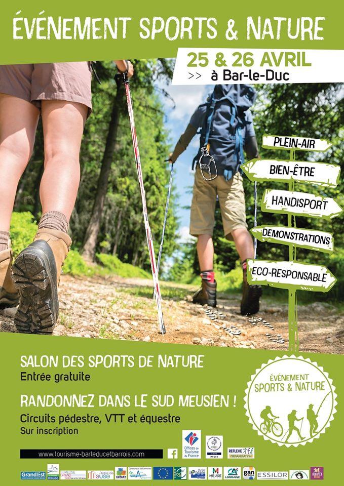 Un éco-évènement autour des sports de nature !