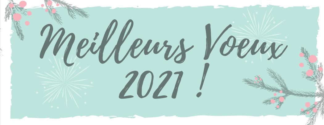 Meuse Nature Environnement vous souhaite ses meilleurs vœux 2021 !